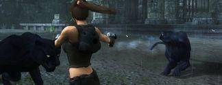 Vorschauen: Tomb Raider Underworld