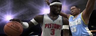 Test PS2 ESPN NBA 2K5
