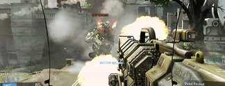 Vorschauen: Titanfall: Das Call of Duty der Zukunft - als Kompliment gemeint