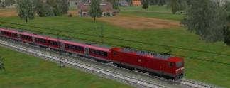 Test PC Train Simulator - Pro Train 7
