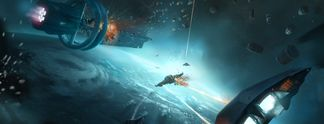 Vorschauen: Elite - Dangerous: Per Kickstarter zu den Sternen