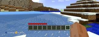 Tests: Minecraft: Jetzt gibt es den Megahit für Konsole
