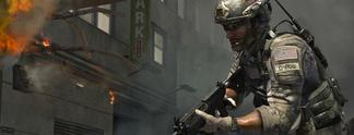 Vorschauen: Call of Duty - Modern Warfare 3: Spec-Ops-Modus gespielt
