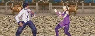 Tests: Tekken Advance