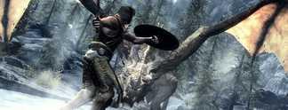 Vorschauen: Elder Scrolls 5 Skyrim - Worte der Macht und Drachenseelen