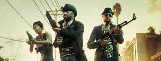 Test PS3 Call of Juarez The Cartel - Western war gestern
