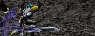 Test PS2 Raging Blades