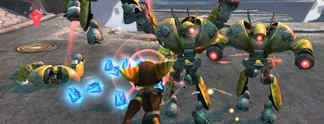 PlayStation Move Heroes: Minispiele mit Ratchet und Co.