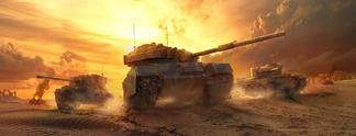 Vorschauen: World of Tanks: Xbox 360 an die Front!