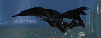Test iPhone The Dark Knight Rises: Nicht nur im Kino kehrt Batman zurück