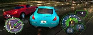 Test PC SRS - Street Racing Syndicate