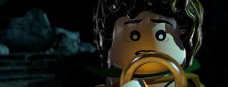 Vorschauen: Lego Herr der Ringe: Mittelerde in Klötzchenform
