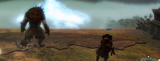 Vorschauen: Guild Wars 2: Sprung in die erste Instanz