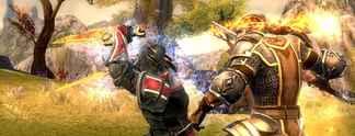 Tests: Kingdoms of Amalur - Reckoning: Das Rollenspiel von EA