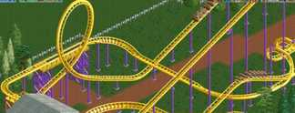 Test PC RollerCoaster Tycoon 2