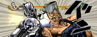 JoJo's Bizarre Adventure: All Star Battle - Ganze Kerle mit viel Glitzer