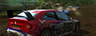 Test PC Sega Rally