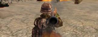 Test PS2 Conflict Desert Storm 2
