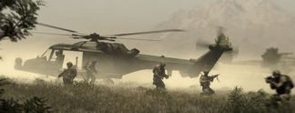 Test PC Arma 2 - Reinforcements: Alles nur kein Modern Warfare
