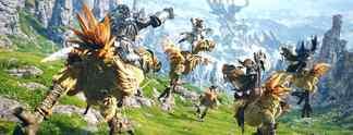 Vorschauen: Final Fantasy 14 - A Realm Reborn: Wiedergeburt auf der PS4