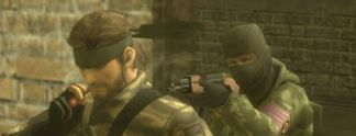 Tests: Metal Gear Solid 3 - Subsistence