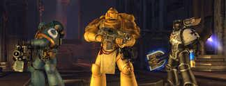 Vorschauen: Warhammer 40.000 - Space Marine - Materialschlacht in London