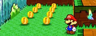 Test 3DS Crush 3D: Super Paper Mario für unterwegs?