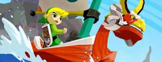Vorschauen: The Legend of Zelda - The Wind Waker: Neuauflage für Wii U