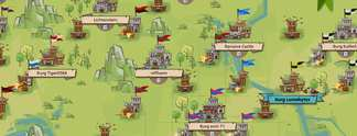 First Facts Online Goodgame Empire: Burgherr zwecks Eroberung der Welt gesucht!