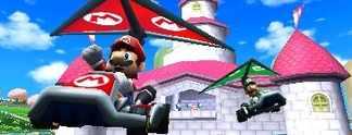 First Facts: Mario Kart 3D - Mario rast in die dritte Dimension