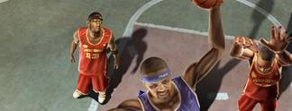Test PS2 AND 1 Streetball