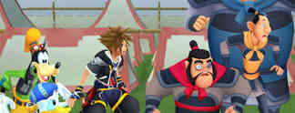 Tests: Kingdom Hearts 2