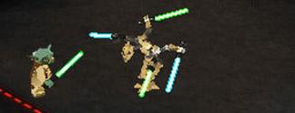Tests: Lego Star Wars 3 - The Clone Wars: Abgespecktes Vergnügen