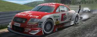 Test Xbox DTM Race Driver 2