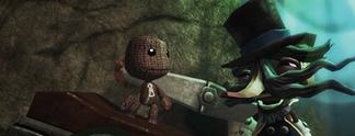 Tests: Little Big Planet: Sympathisches Sackgesicht auf PS Vita