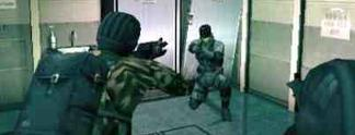 Tests: Metal Gear Solid 2: Sons of Liberty