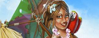Lagoonia: Da macht sogar der Browser eine gute Figur
