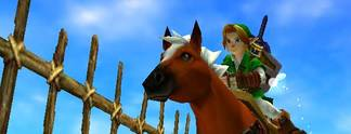 Vorschauen: The Legend of Zelda 3D: die neuen Modi ausprobiert!
