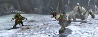 Vorschauen: Monster Hunter 3 Ultimate: Erstmals Probe gespielt!