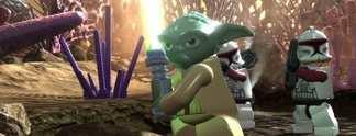 Tests: Lego Star Wars 3 - Lichtschwerter in 3D schwingen