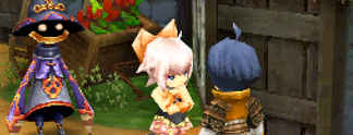 Test Wii Final Fantasy auf Wii: Rollenspiel mit Manga-Charme