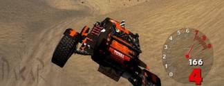 Test PC Paris - Dakar Rally