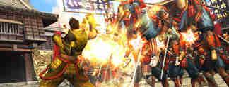 Test PS3 Sengoku Basara: Japan versinkt in bunten Massenschlachten