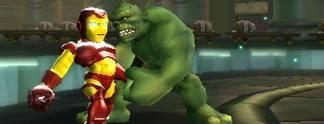Test Wii Marvel Super Hero Squad: Kindgerechtes Prügeln auf der Wii
