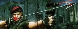 Vorschauen: Resident Evil Mercenaries 3D: Das schönste 3DS-Spiel