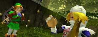 Vorschauen: The Legend of Zelda Ocarina of Time 3D: Links Wiedergeburt