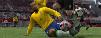 Tests: PES 2010: Das Match der Altherrenmannschaften