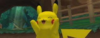 Tests: Pikachu auf Rette-die-Welt-Mission