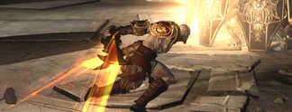 Vorschauen: God of War 3: Nicht mal Zeus ist noch vor uns sicher!