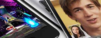 Specials: iPhone und Co.: Apple-Geräte als Spiele-Konsole